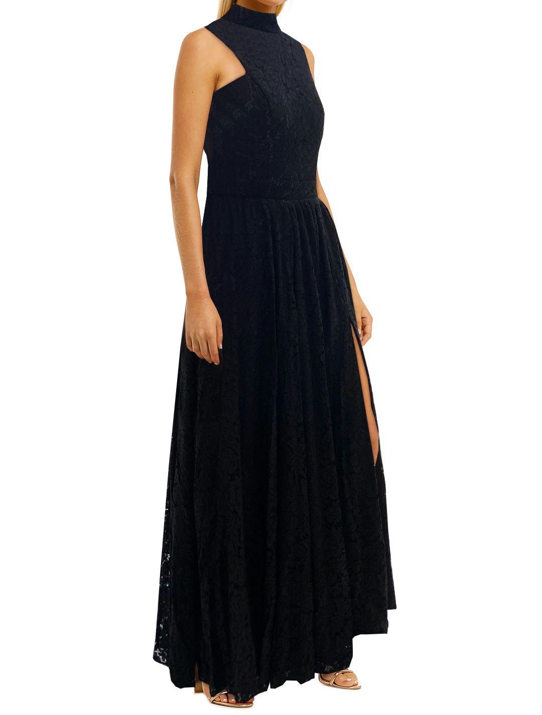 Fame-and-Partners-Tabitha-Dress-Black-Lace-Maxi-Dress-Side
