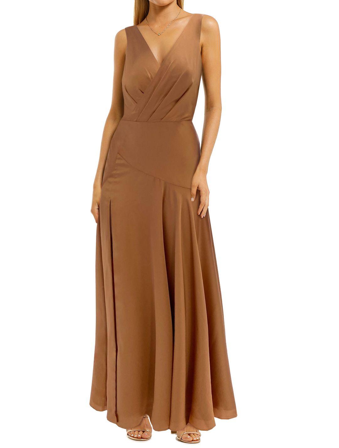 Fame-andPartners-Esclala-Dress-Beige-Maxi-Dress-Front