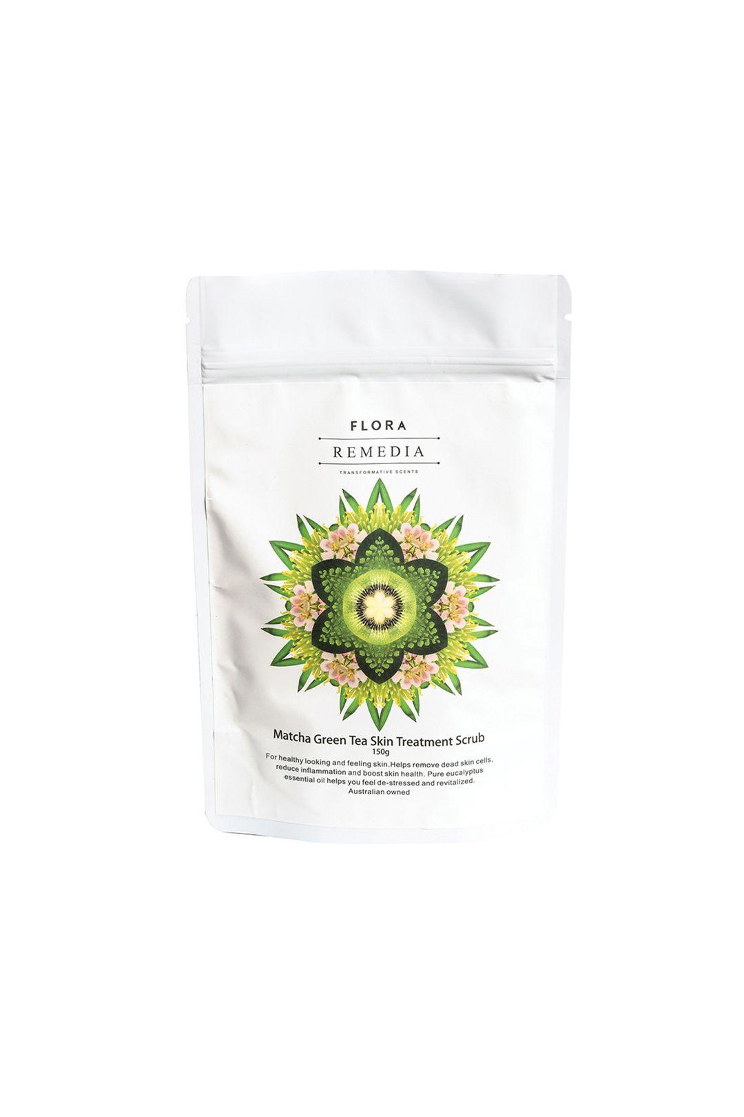 flora-remedia-matcha-green-tea-skin-treatment-scrub-150g
