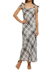 FWRD-The-Label-Emil-Slip-Dress-Spring-Plaid-Front
