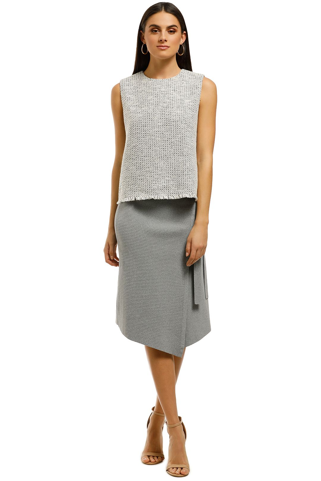 FWRD-The-Label-Jacinta-Tank-Grey-Front