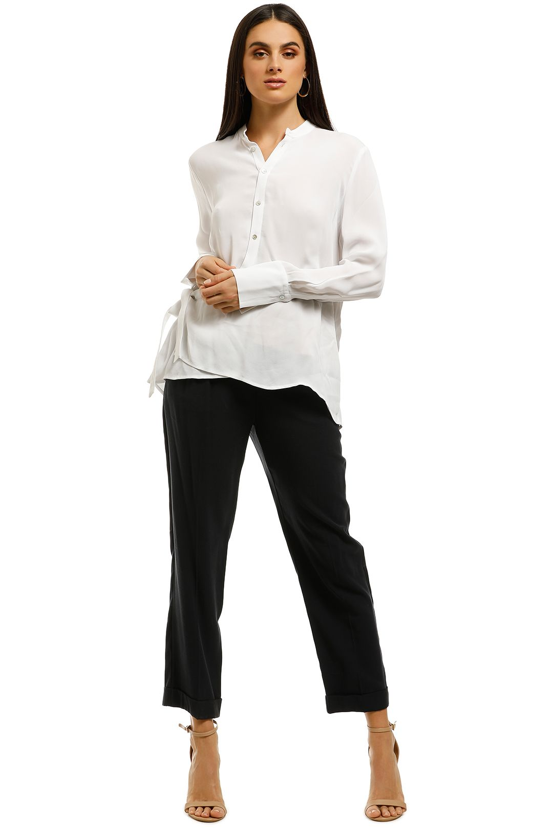 FWRD-The-Label-Minnie-Shirt-White-Front