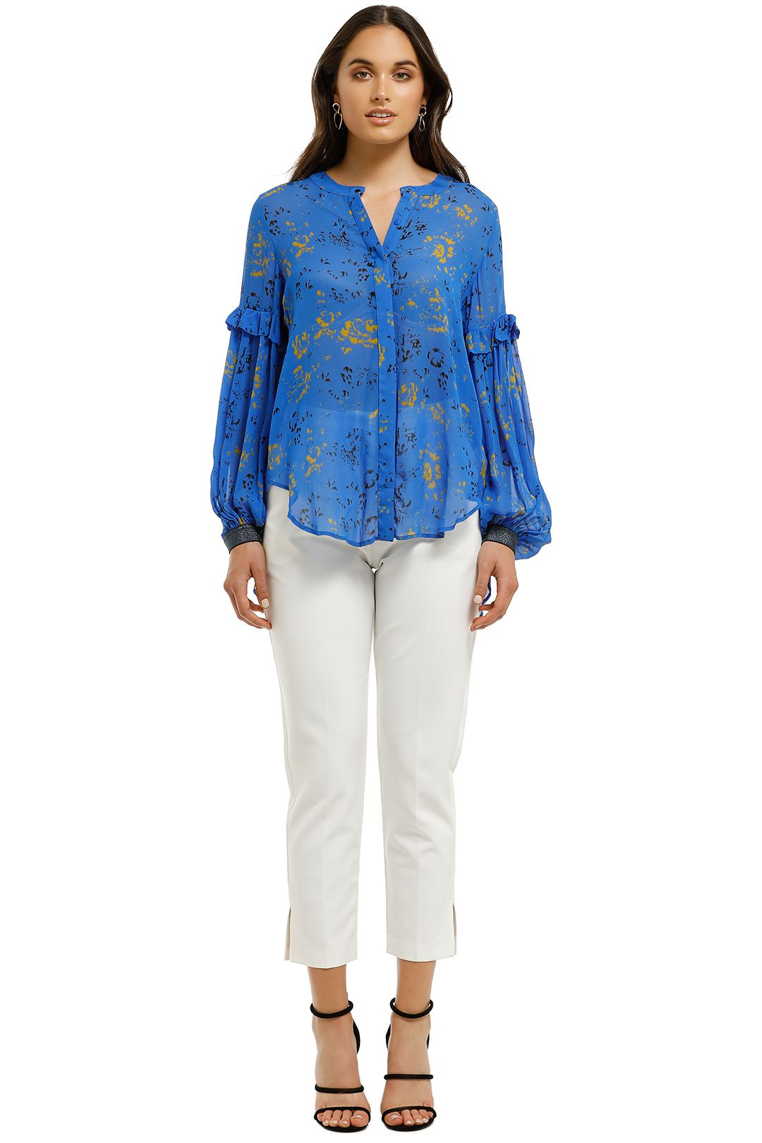 Ginger-and-Smart-Aquiver-Blouse-Aquiver-Front