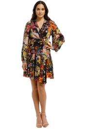 Ginger-and-Smart-Arcadian-Wrap-Dress-Black-Arcadian-Front
