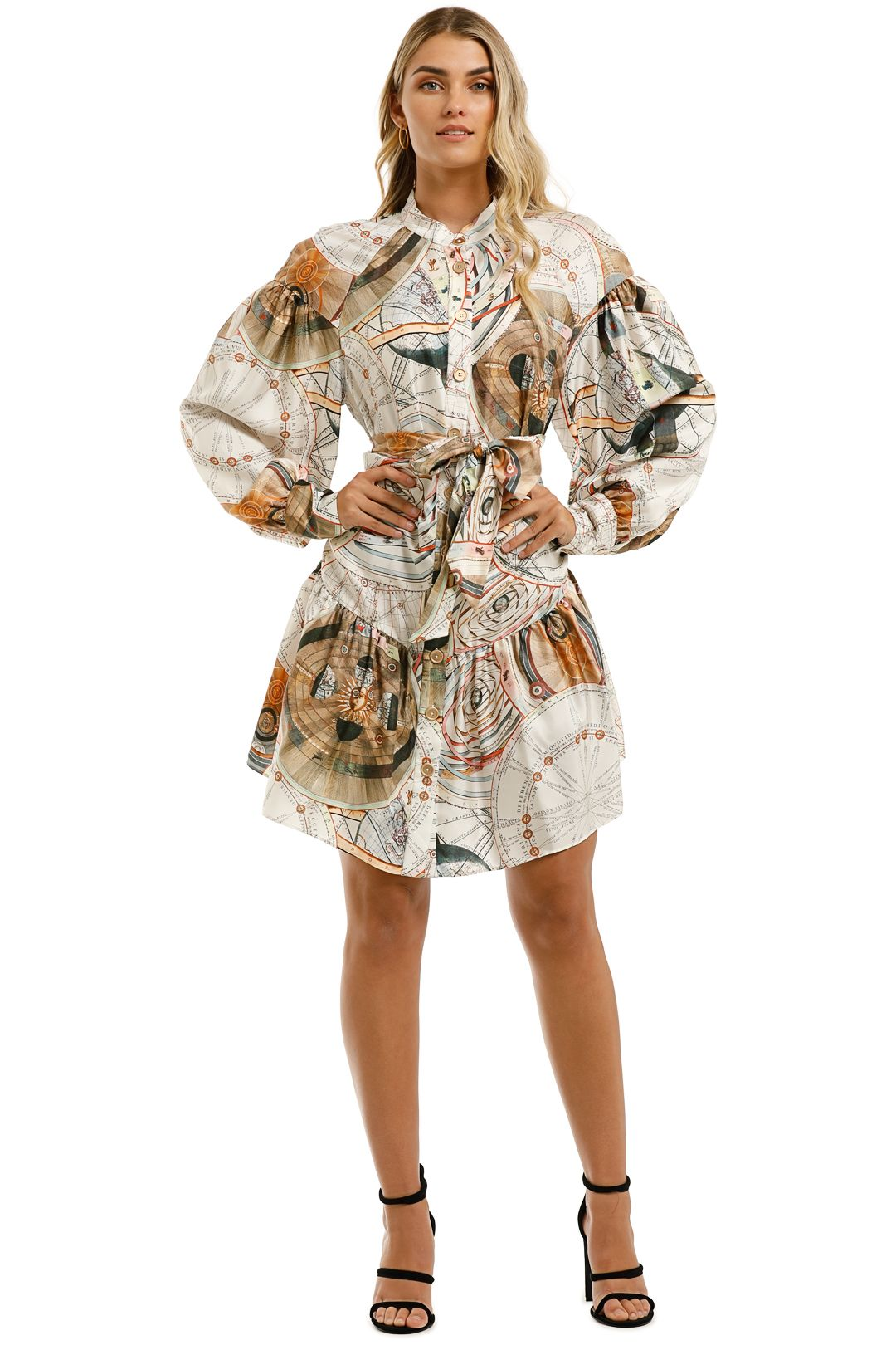 Ginger-and-Smart-Astrology-Dress-Ivory-Front