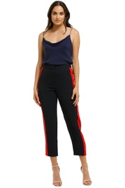 Ginger-and-Smart-Illicit-Pant-Navy-Red-Apple-Front
