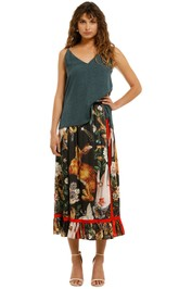 Ginger-And-Smart-Panacea-Cami-Dark-Teal-Front