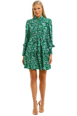 Ginger-and-Smart-Regenerate-Dress-Green-Floral-Front