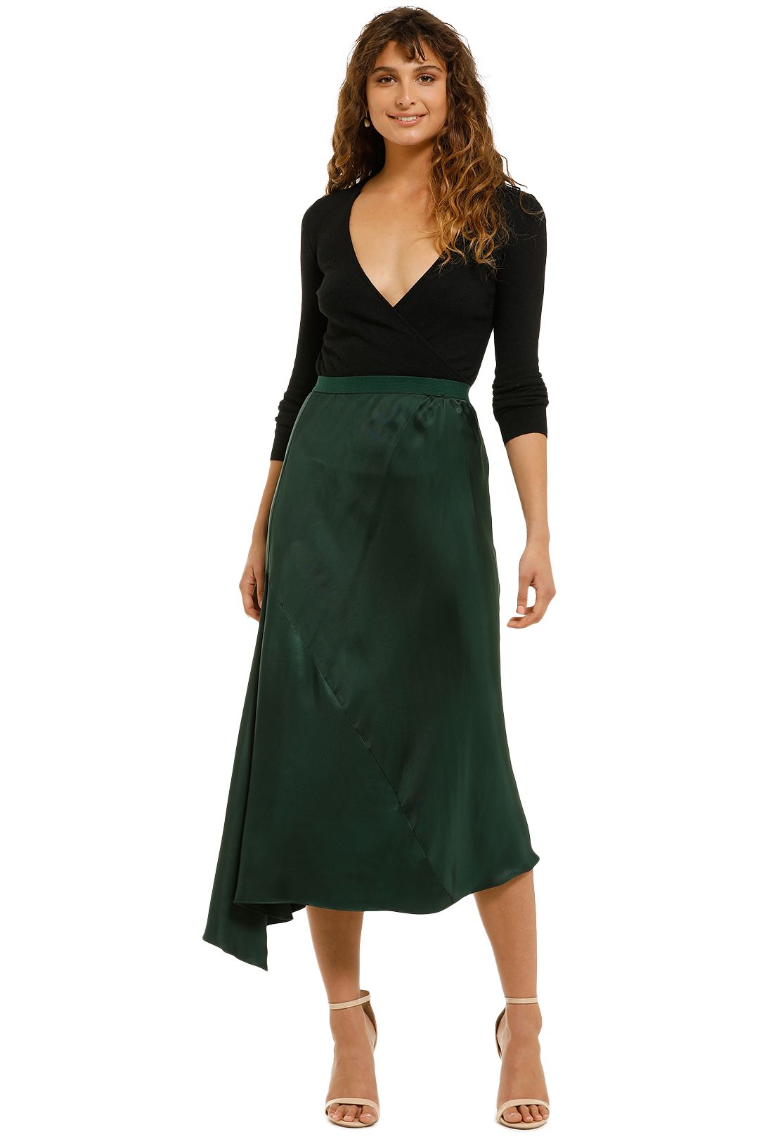Ginger-And-Smart-Sonorous-Skirt-Forest-Front