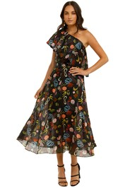 Ginger-and-Smart-Synchronize-Top-and-Skirt-Set-Synchronize-Print-Front