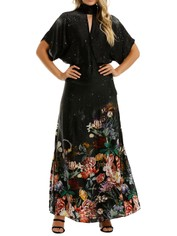 Ginger-and-Smart-Venus-Long-Gown-Print-Front