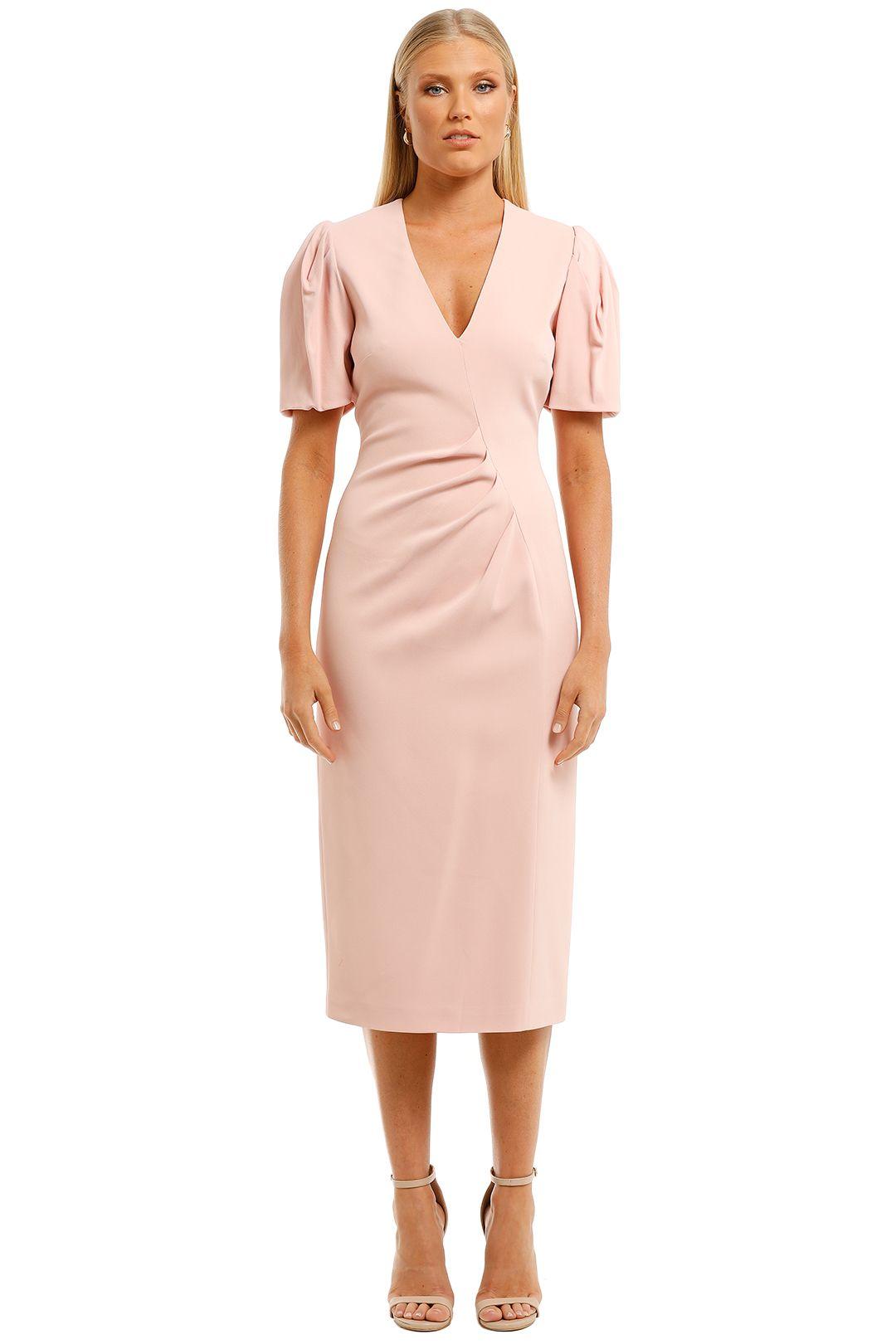 Ginger-and-Smart-Vortex-Dress-Blush-Pink-Front