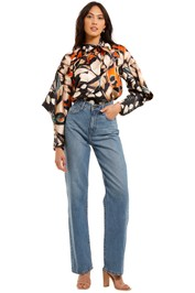 Ginger and Smart All The Love Blouse