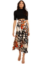 Ginger and Smart All The Love Skirt Maxi Length