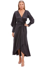 Ginger and Smart Promise Wrap Dress