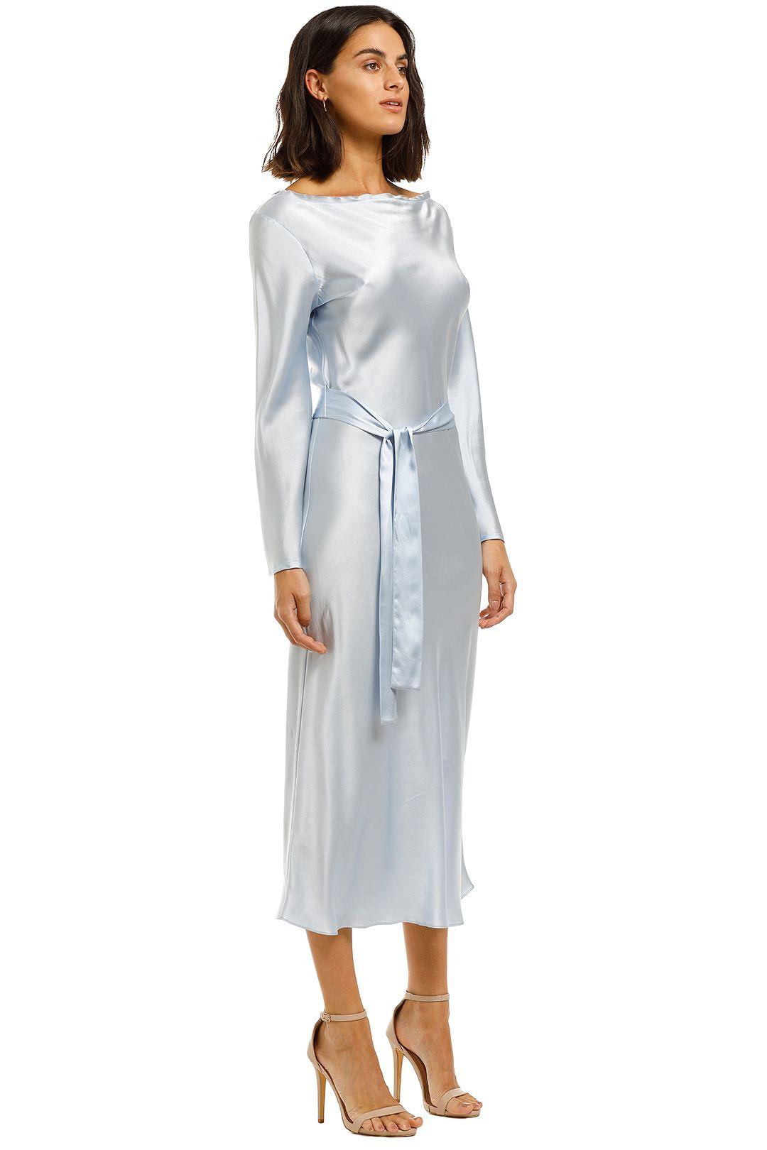 Ginia-Ella-Sky-Silk-Dress-Blue