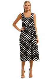 Gorman-Arden-Spot-Dress-Front
