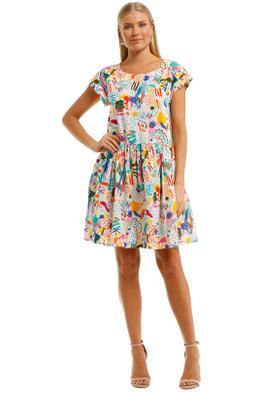 Gorman-Coastline-Beach-Dress-Front