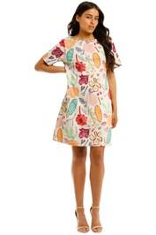 Gorman-Pitched-Petals-Tee-Dress-Multi-Print-Front