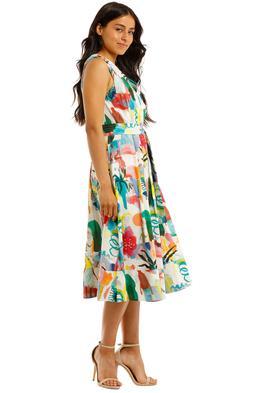 Gorman-Shadow-Pattern-Dress-Multi-Print-Side