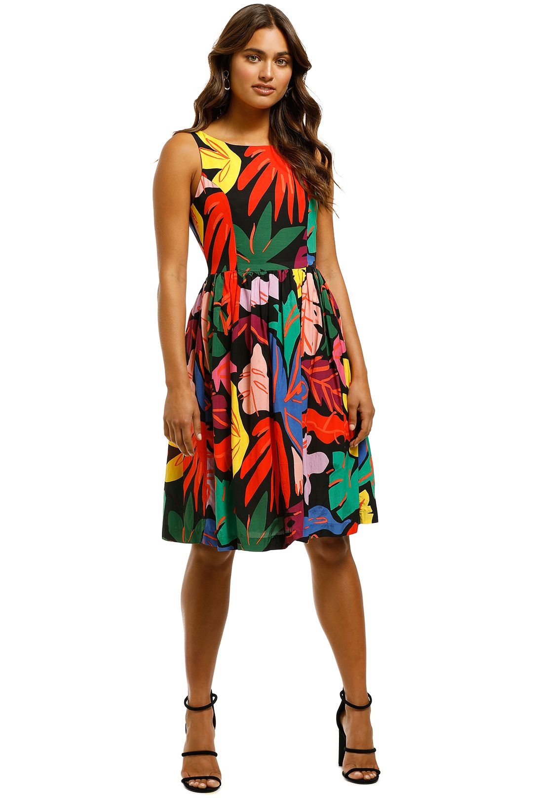 Gorman - Frondsense Dress - Multi - Front
