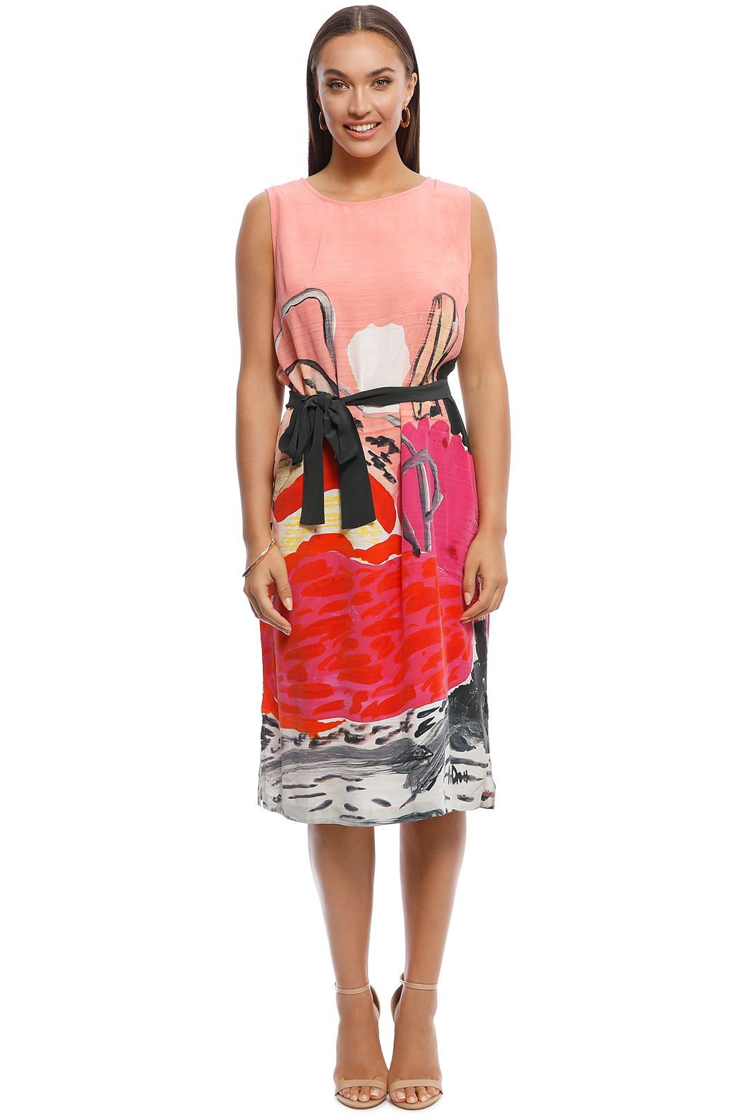 Gorman - Scape Dress - Print - Front