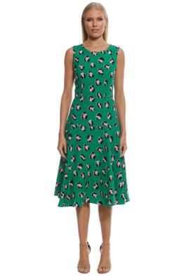 Gorman - Spot On Dress - Green - Front