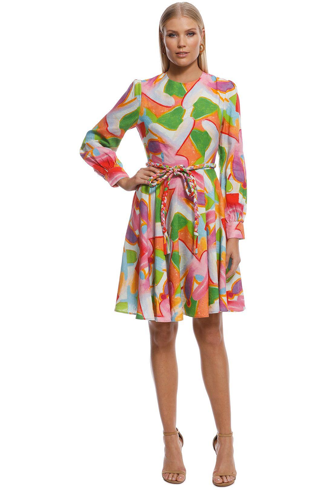 Gorman - Top Dog Dress - Print - Front