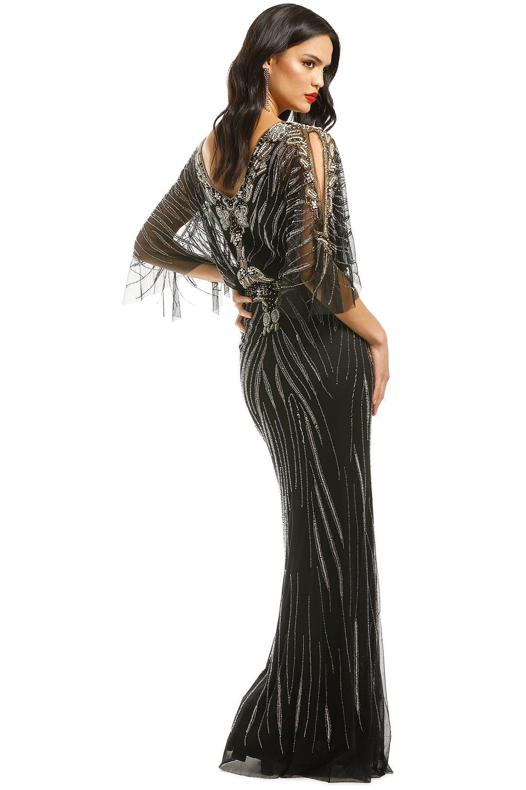 Grace-and-Blaze-Opera-Gown-Black-Back