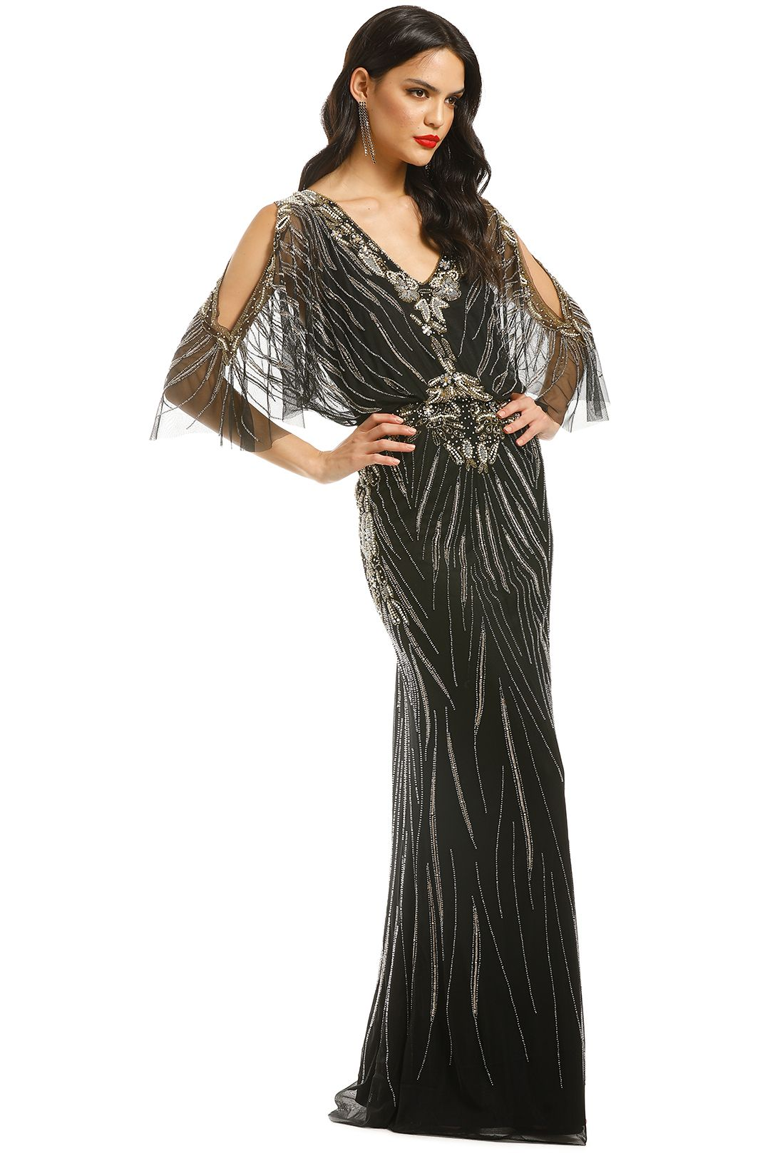 Grace-and-Blaze-Opera-Gown-Black-Side