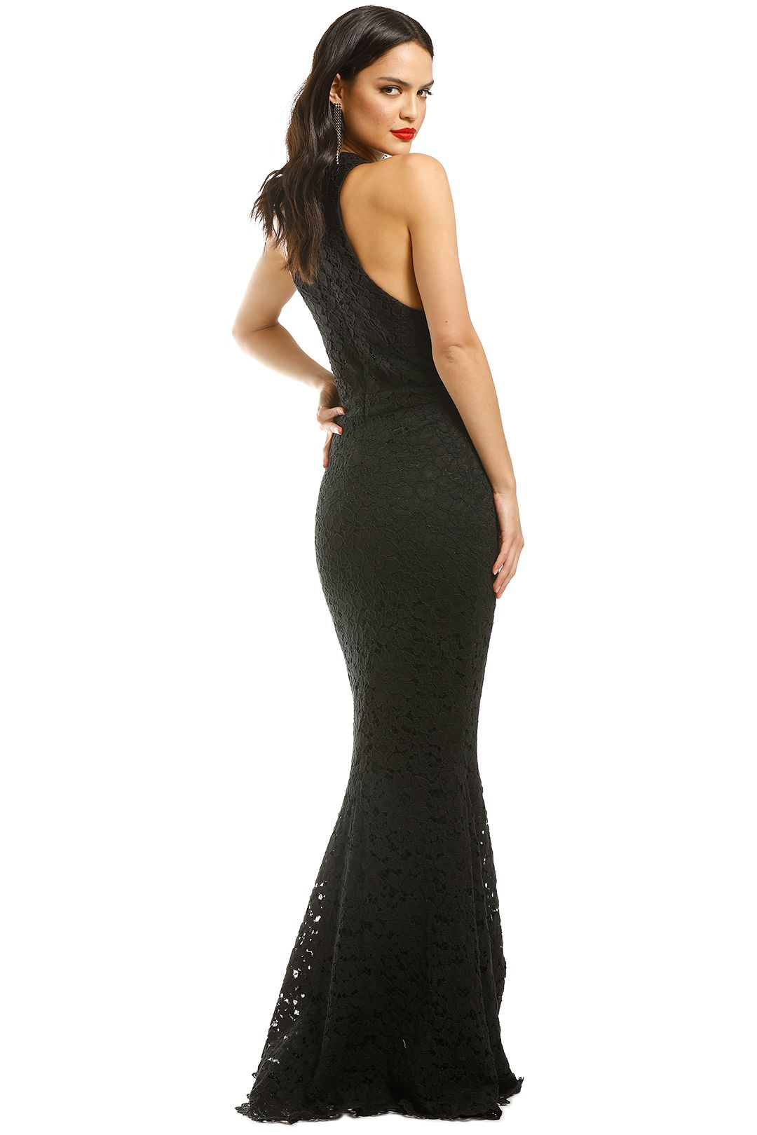 Grace-and-Hart-Embrace-Gown-Black-Back