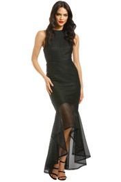 Grace-and-Hart-Stand-Alone-Gown-Black-Front