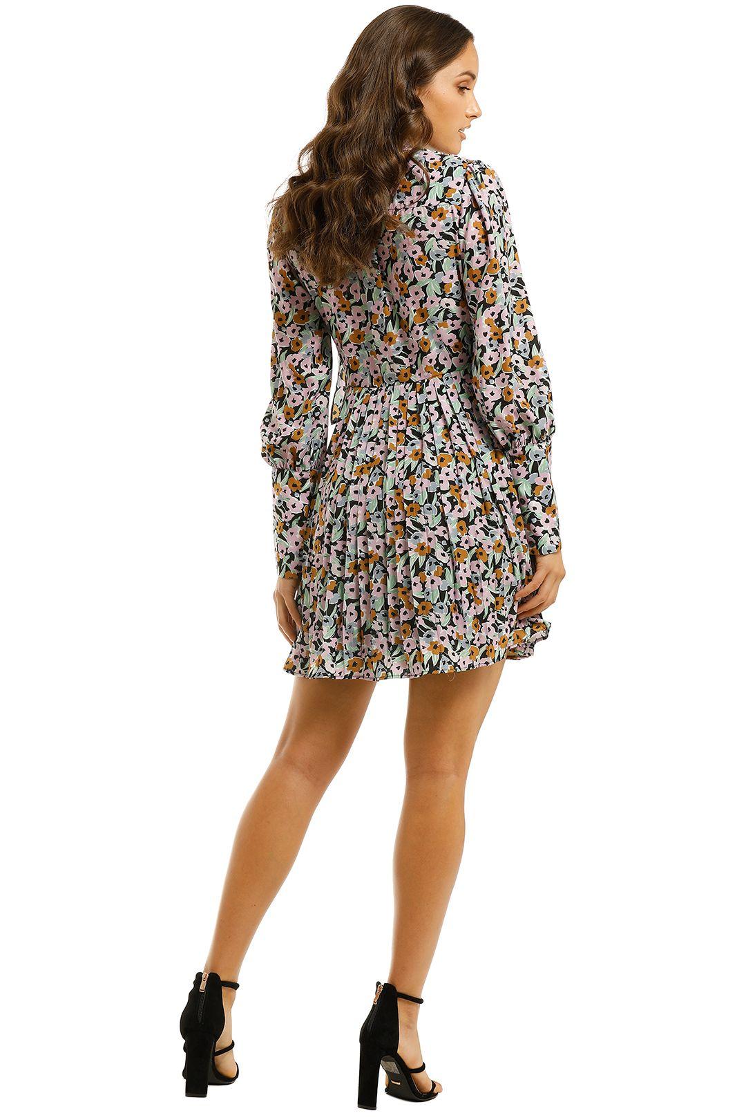 Grace-Willow-Alexis-Dress-Floral-Multi-Back