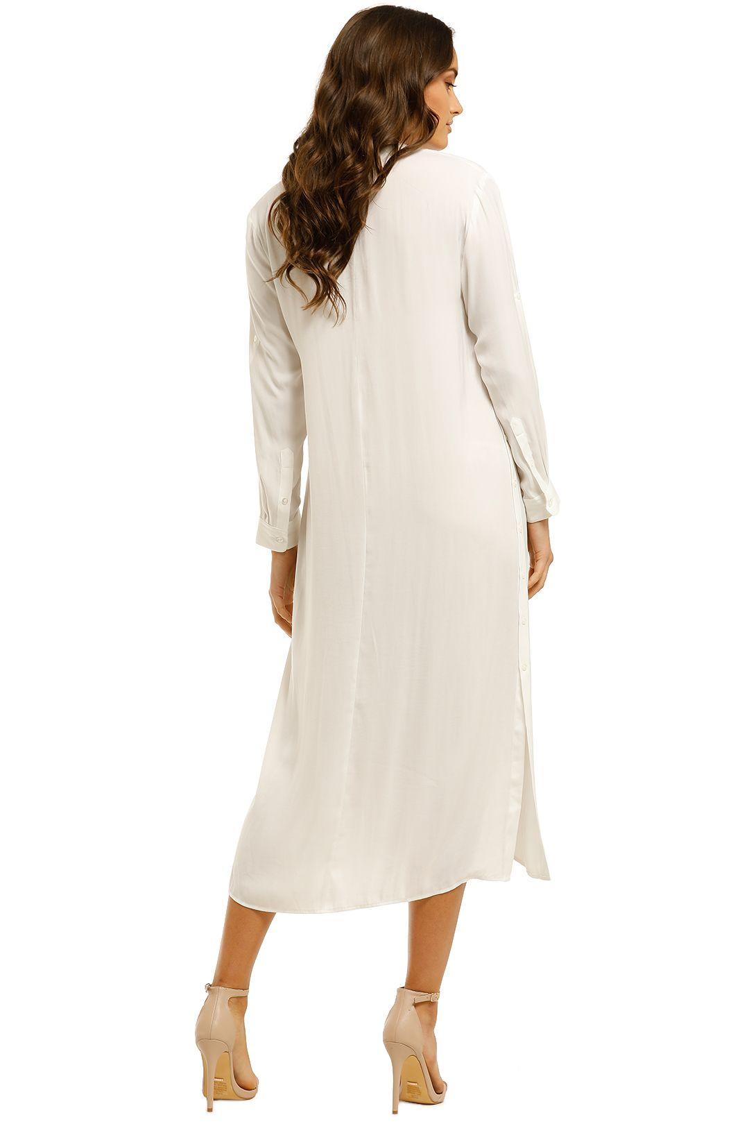 Grace-Willow-Ally-Shirt-Dress-White-Back