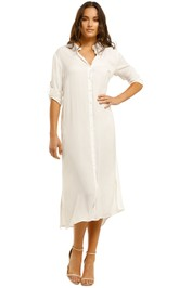 Grace-Willow-Ally-Shirt-Dress-White-Front