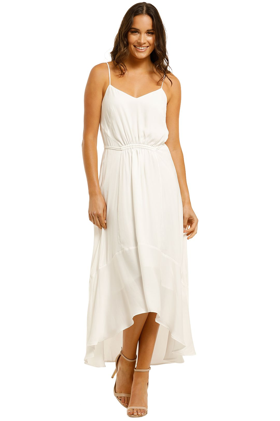 Grace-Willow-Bayou-Dress-White-Front