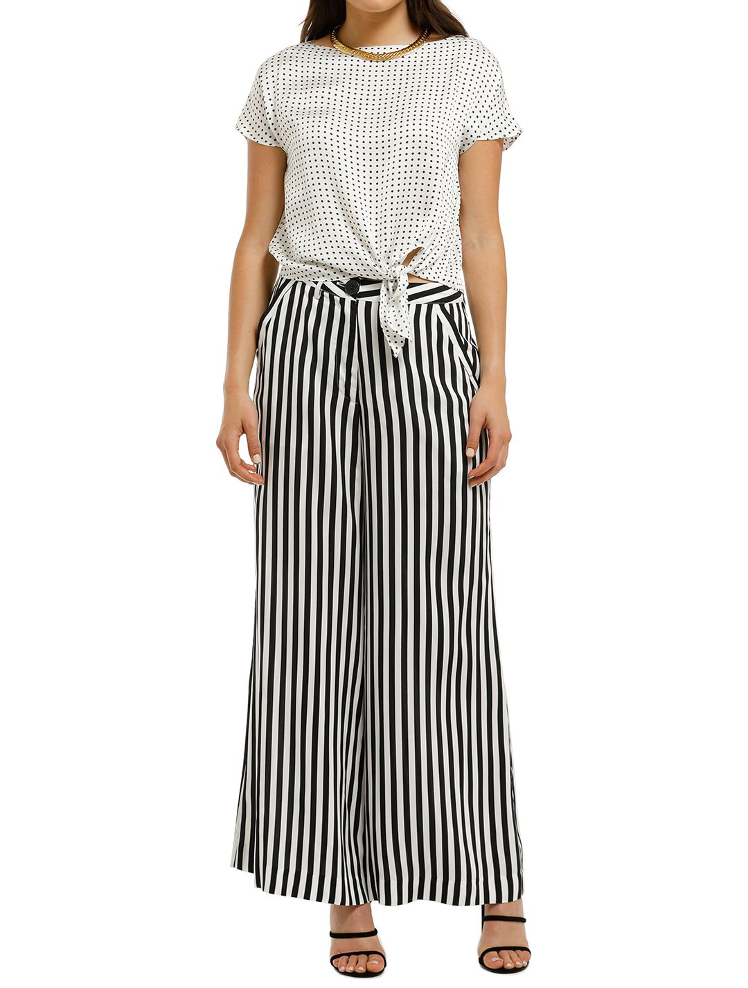 Grace-Willow-Delica-Top-Spot-Print-Front