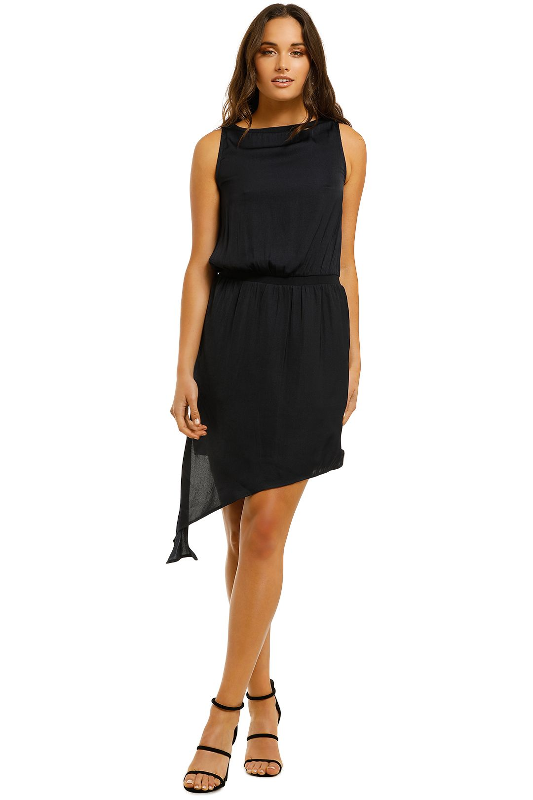 Grace-Willow-Lillian-Dress-Midnight-Front