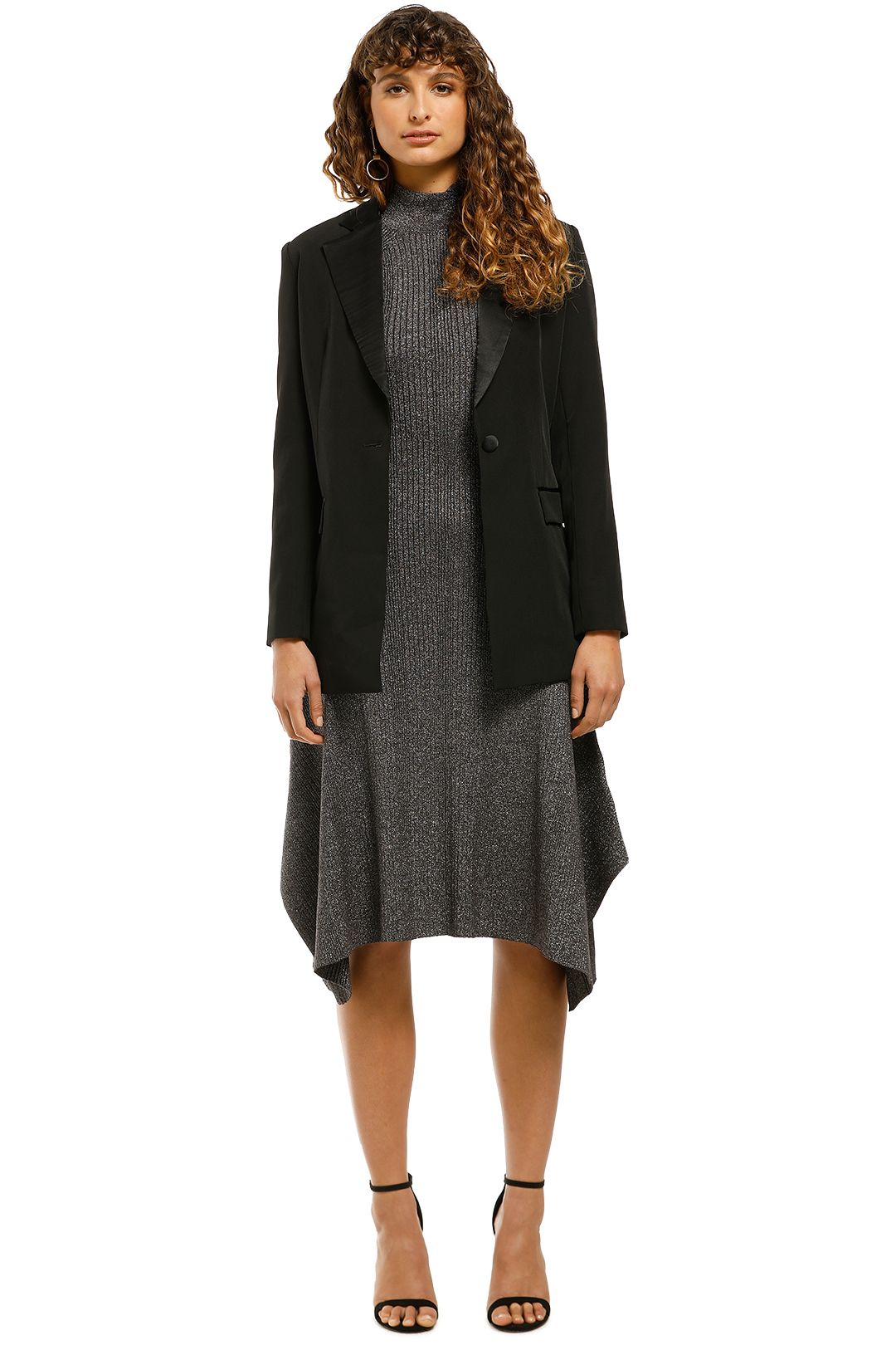 Grace-Willow-Parker-Jacket-Black-Front