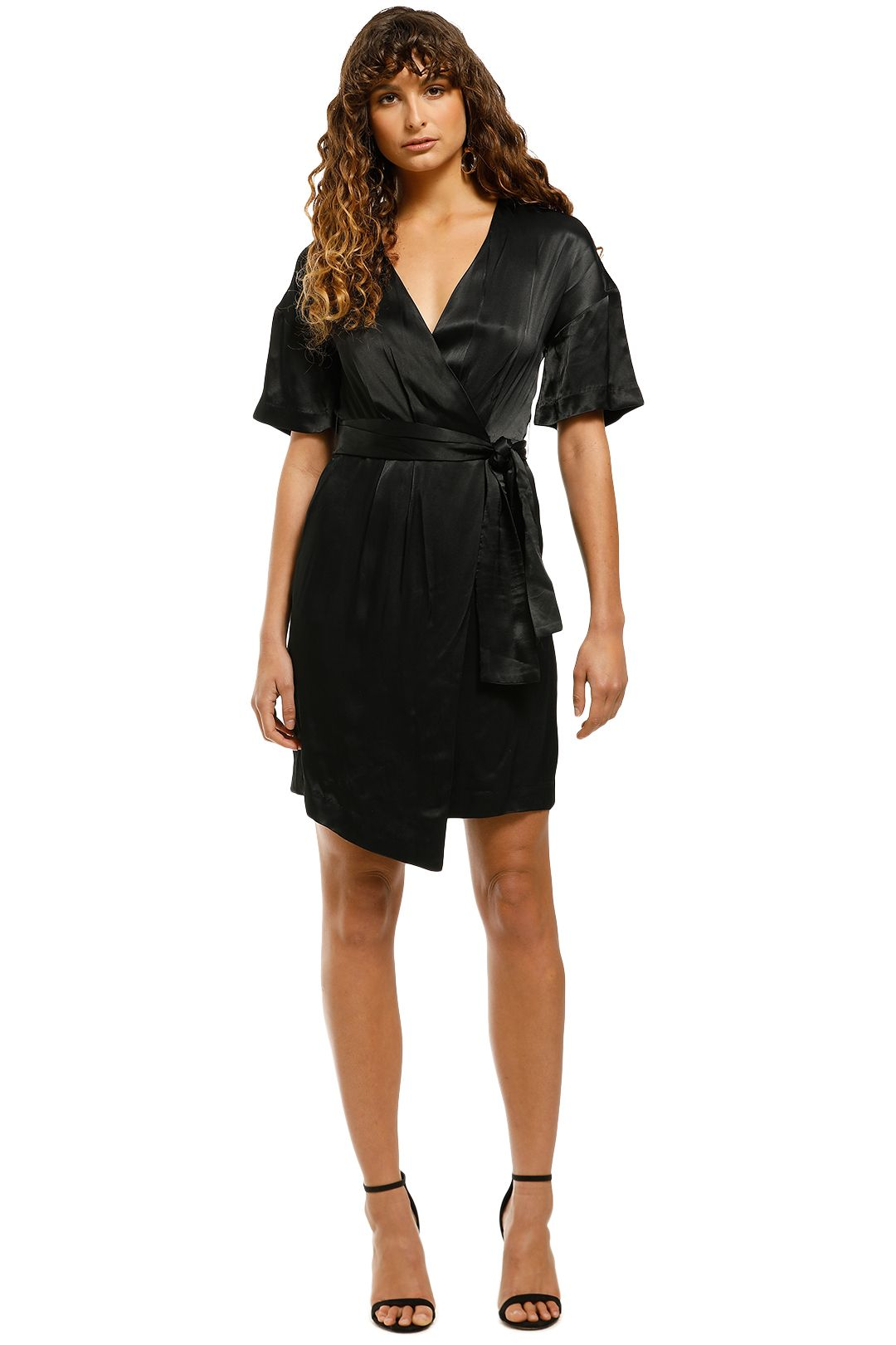 Grace-Willow-Raylan-Dress-Black-Front