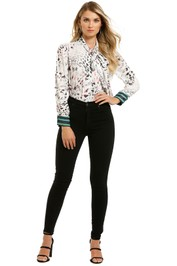 Grace-Willow-River-Blouse-Silver-Leopard-Front