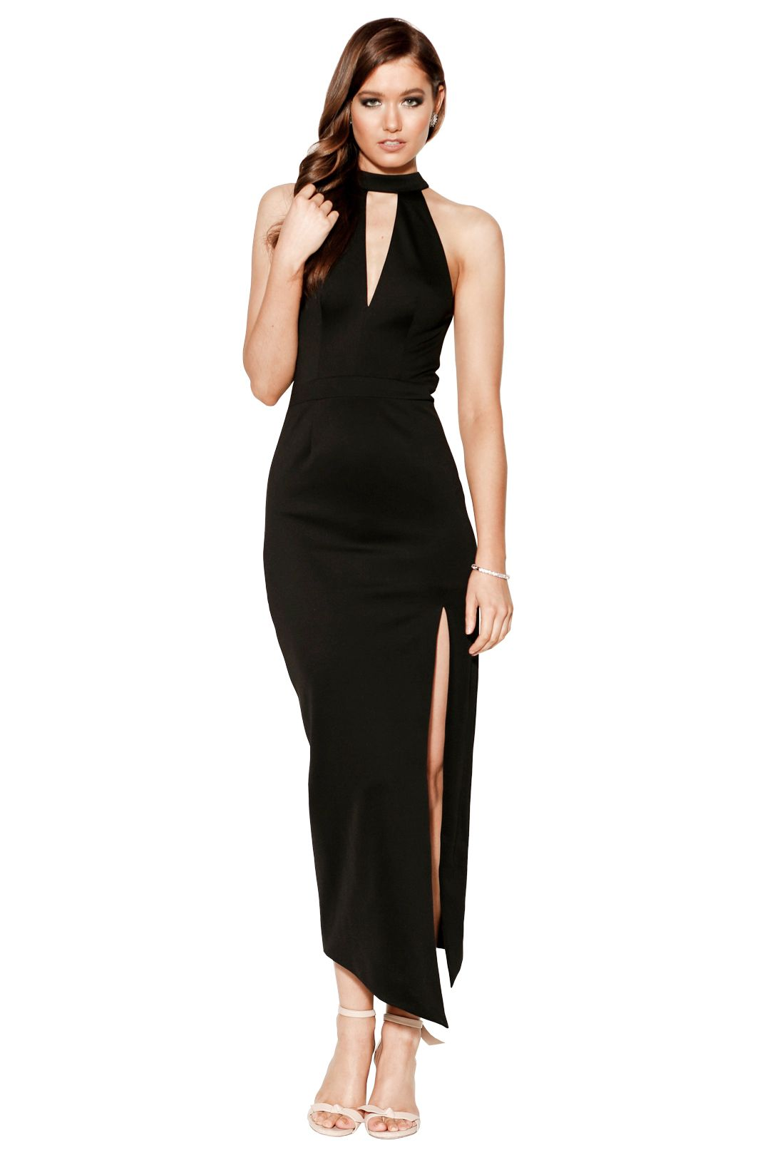 Grace and Hart - Charm Fitted Black - Front