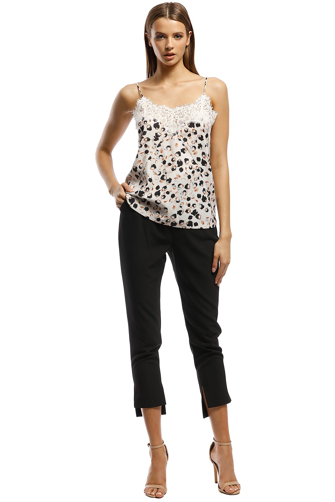 Grace Willow - Sid Cami - Spot Multi - Front