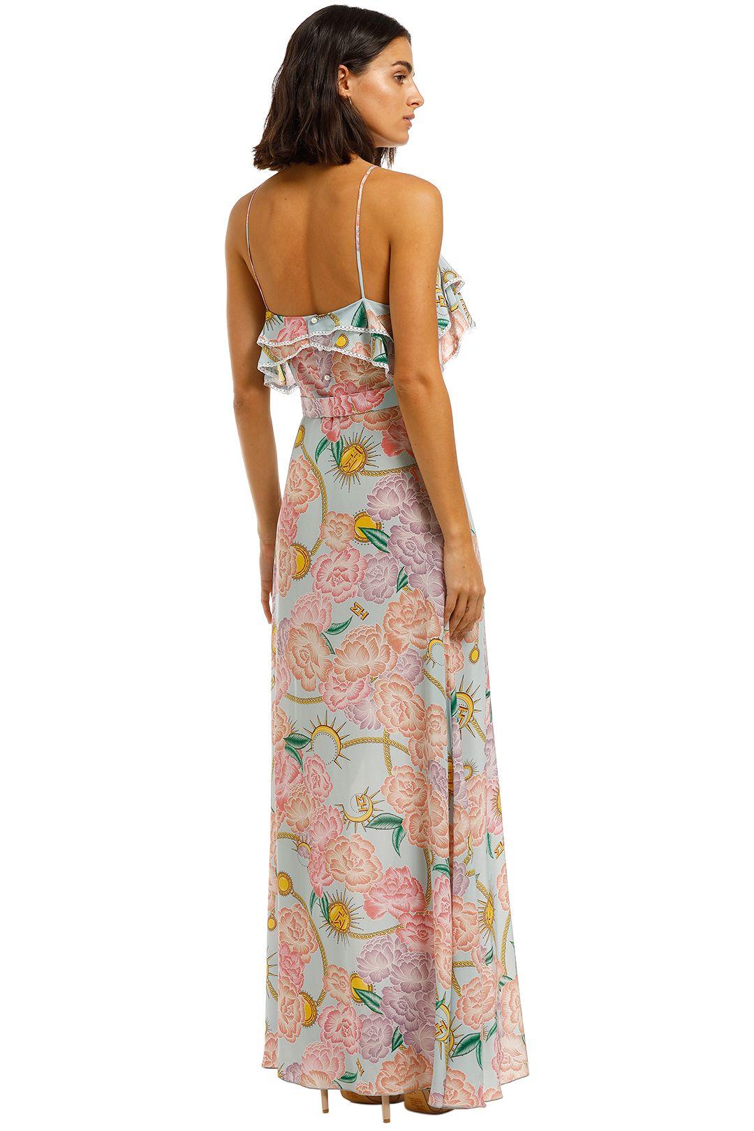 Hayley-Menzies-Maxi-Frill-Dress-Floral-Print-Back