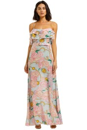 Hayley-Menzies-Maxi-Frill-Dress-Floral-Print-Front