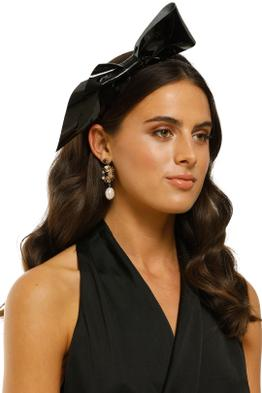 Heather-McDowall-Ally-Patent-Leather-Bow-Black-Product-One