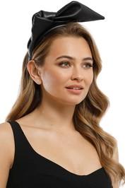 Heather McDowall - Taylor Headband - Black - Product