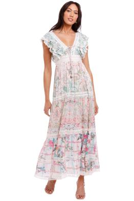Hemant and Nandita Cosmic Maxi Dress