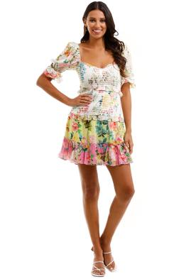 Hemant & Nandita Jolie Mini Dress