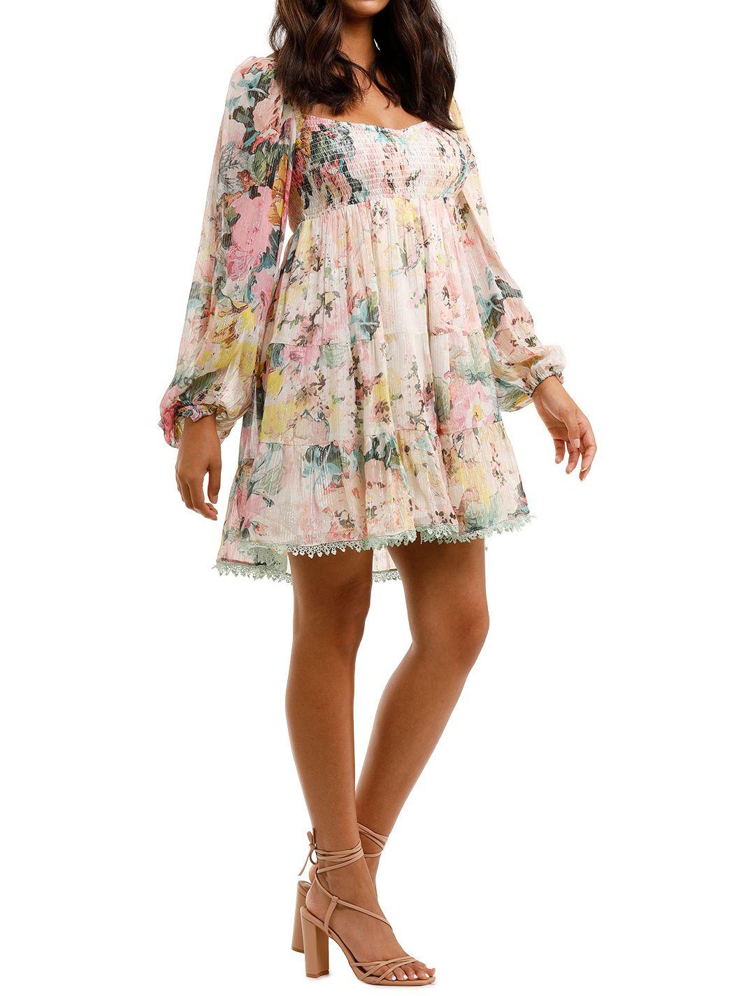 Hemant & Nandita Teien Dress Mini